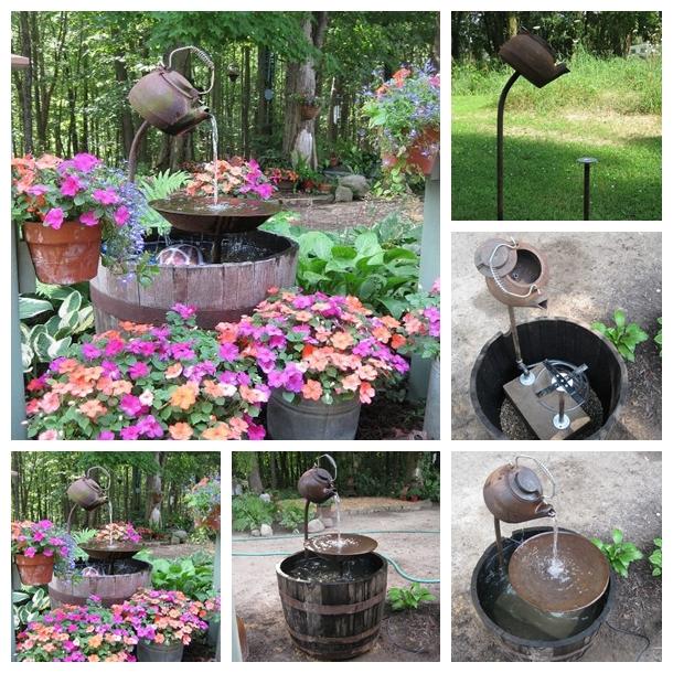 Old Teapot Fountain
