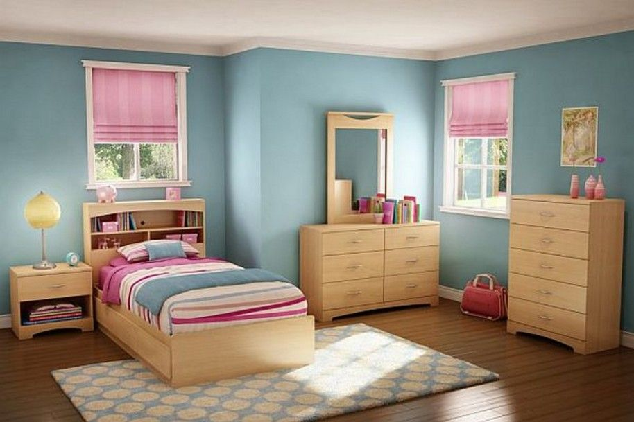 Blue And Green Kids Bedroom Ideas New Inspiration