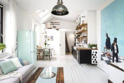 Scandinavian Apartment