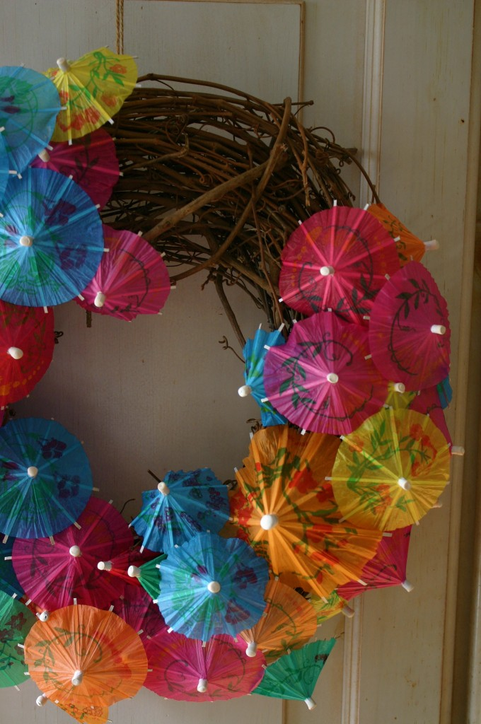 Diy wreaths welcome summer smooth decorator for Amazing wreaths