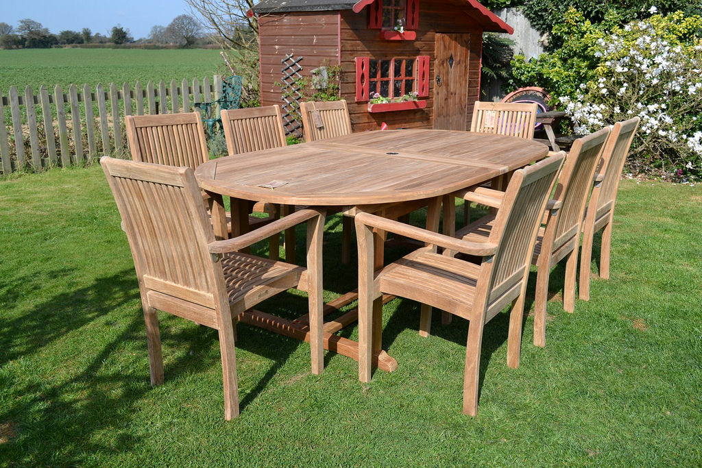 teak is durable long lasting wood and only requires some basic cleaning to prevent external mold growth and to remove dirt