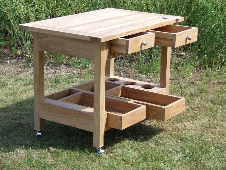 Your Teak Wood Outdoor Furniture, Such As Your Patio Furniture, Can Be Left  Outdoors All Year Round. It Is Tough To Handle Extreme Weather Conditions.
